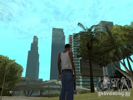 Не отцепляющийся прицел для GTA San Andreas второй скриншот