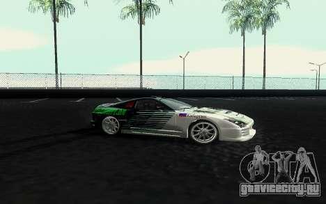 Toyota Supra VCDT для GTA San Andreas