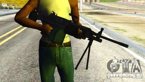 M16 from Global Ops: Commando Libya для GTA San Andreas третий скриншот