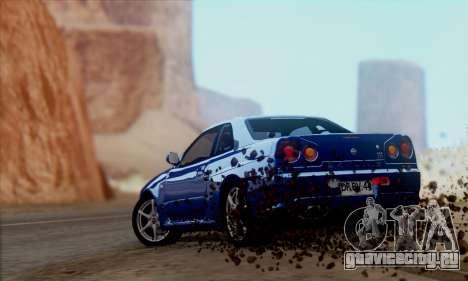 GTA 5 Effects для GTA San Andreas восьмой скриншот