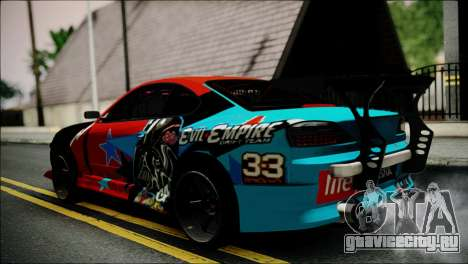 Nissan Silvia S15 EE для GTA San Andreas