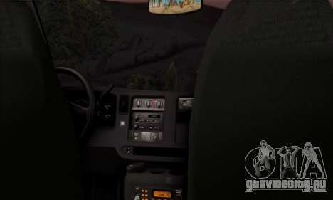 Chevrolet Exspress Ambulance для GTA San Andreas вид справа