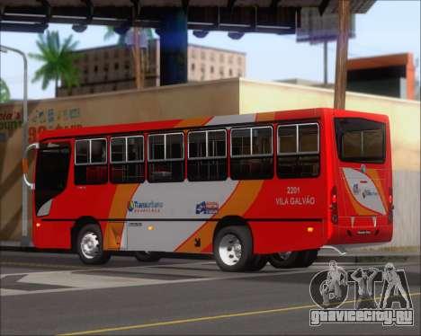 Caio Foz Super I 2006 Transurbane Guarulhoz 2201 для GTA San Andreas вид справа