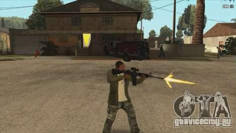 M4 из Killing Floor для GTA San Andreas второй скриншот