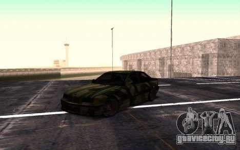 BMW M3 E36 Hunter для GTA San Andreas
