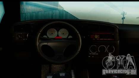 Volkswagen Golf 3 для GTA San Andreas вид справа