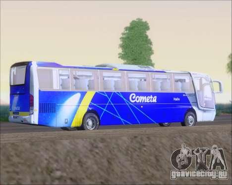 Busscar Vissta Buss LO Cometa для GTA San Andreas вид сзади