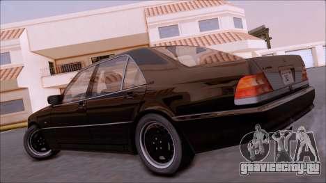 ClickClacks ENB V1 для GTA San Andreas одинадцатый скриншот