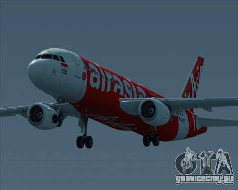 Airbus A320-200 Indonesia AirAsia для GTA San Andreas