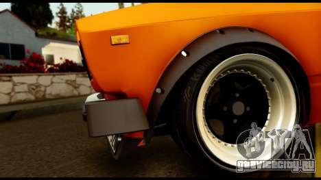 ВАЗ 2105 JDM для GTA San Andreas вид сзади