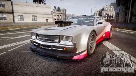Declasse Sabre GT-R для GTA 4