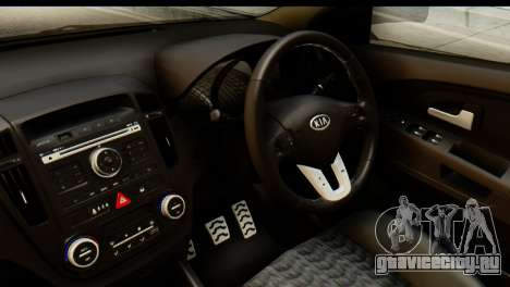 Kia Ceed для GTA San Andreas