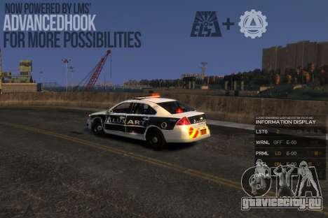 Emergency Lights System v8 [ELS] для GTA 4