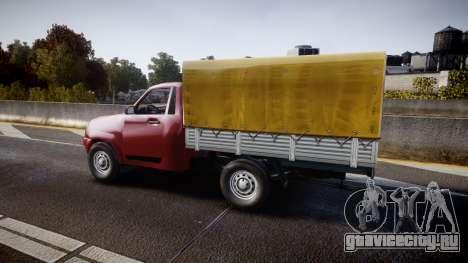 УАЗ 23602-050 tent для GTA 4
