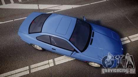 BMW E31 850CSi 1995 [EPM] для GTA 4 вид справа