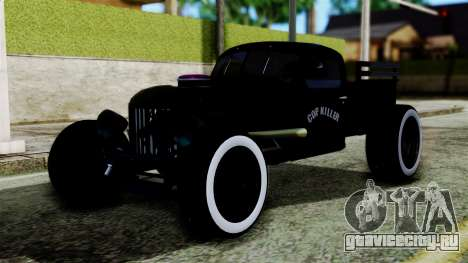 Hot-Rod По-русски для GTA San Andreas