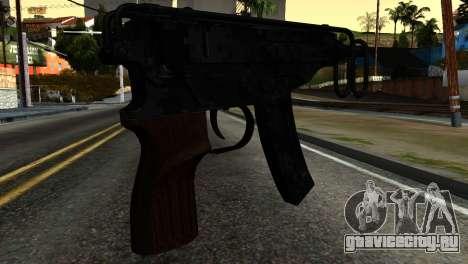 New Tec9 для GTA San Andreas второй скриншот