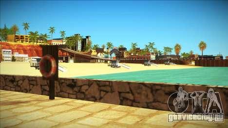 ENB Autumn для GTA San Andreas четвёртый скриншот