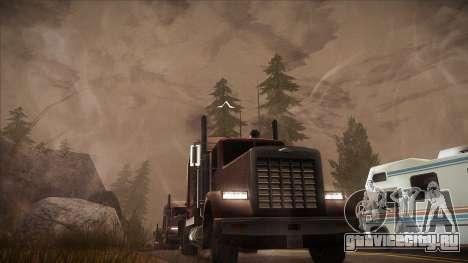 ENB Autumn для GTA San Andreas седьмой скриншот
