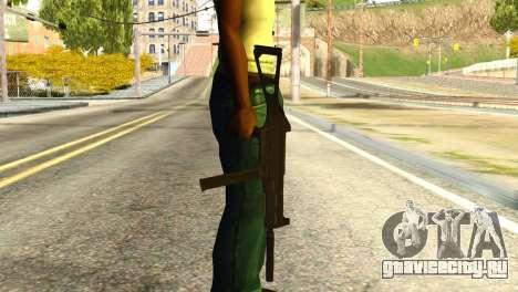 UMP45 from Global Ops: Commando Libya для GTA San Andreas третий скриншот