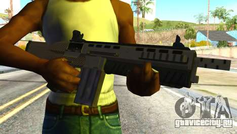 Assault Shotgun from GTA 5 для GTA San Andreas третий скриншот