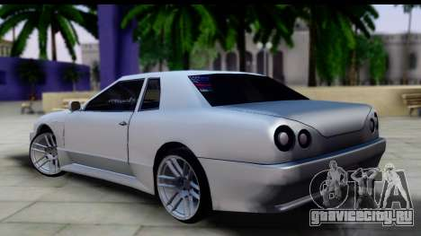Elegy S14 для GTA San Andreas вид слева