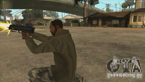 MP7 from Killing floor для GTA San Andreas второй скриншот