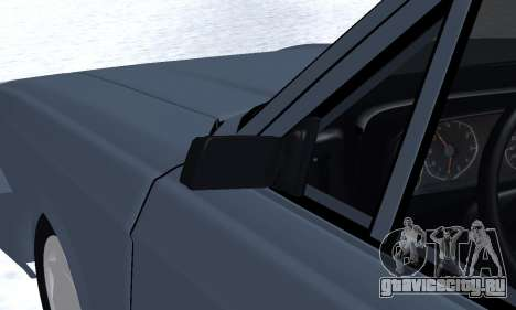 Peykan Separ Joshan 1600 для GTA San Andreas двигатель