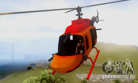 Bandit Maverick для GTA San Andreas вид сзади слева