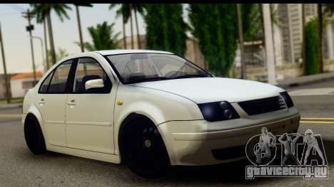 Volkwagen Jetta Mk4 для GTA San Andreas