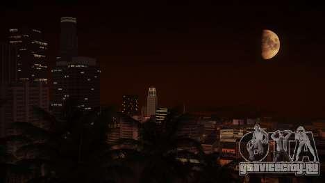 ENB Autumn для GTA San Andreas третий скриншот