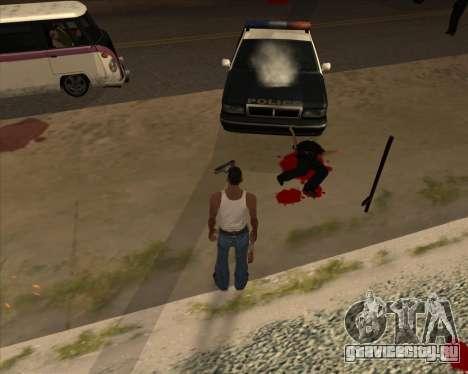 Настройки Ragdoll для GTA San Andreas второй скриншот