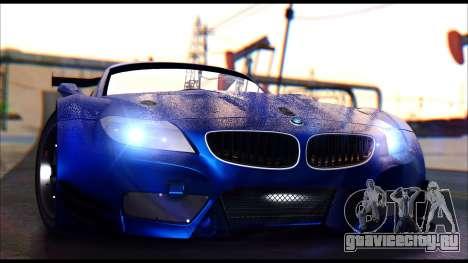 BMW Z4 GT3 для GTA San Andreas