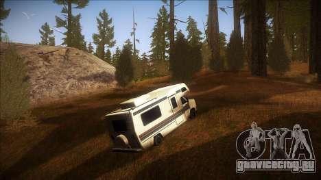 ENB Autumn для GTA San Andreas шестой скриншот