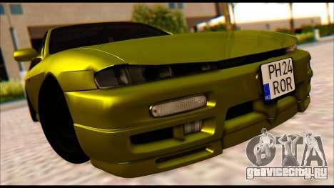 Nissan Silvia S14 Civilian для GTA San Andreas