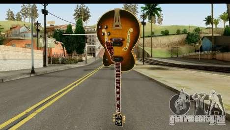 New Baseball Bat для GTA San Andreas