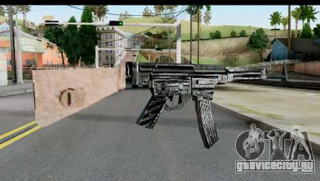 MP44 from Hidden and Dangerous 2 для GTA San Andreas второй скриншот