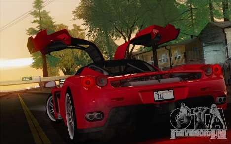 SA_nVidia: Screenshots Edition для GTA San Andreas девятый скриншот