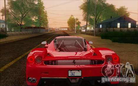 SA_nVidia: Screenshots Edition для GTA San Andreas седьмой скриншот