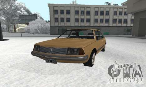 Renault 18 для GTA San Andreas