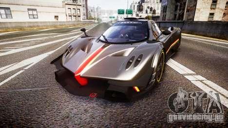 Pagani Zonda Revolution 2013 для GTA 4