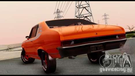 Chevrolet Series 2 1973 для GTA San Andreas вид слева