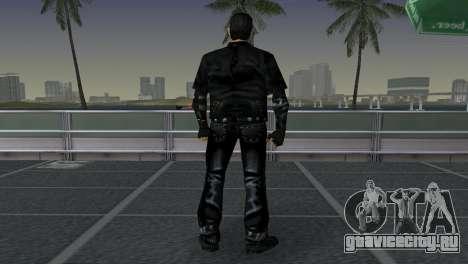 Tommi Black Skin для GTA Vice City четвёртый скриншот