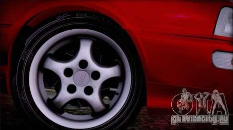 Audi RS2 Coupe для GTA San Andreas вид сзади слева