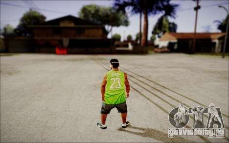 Ghetto Skin Pack для GTA San Andreas десятый скриншот