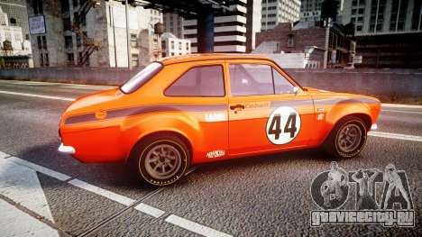 Ford Escort RS1600 PJ44 для GTA 4