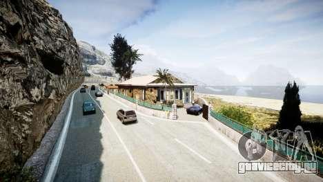 Карта Французская Ривьера v1.2 для GTA 4 пятый скриншот