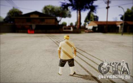 Ghetto Skin Pack для GTA San Andreas двенадцатый скриншот