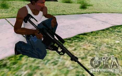 Cheytac M200 Black для GTA San Andreas шестой скриншот