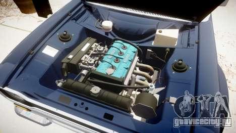 Ford Escort RS1600 PJ52 для GTA 4